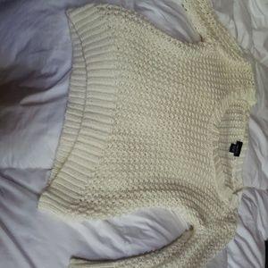 Rue 21 knit sweater top xl